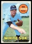 1969 Topps #548  Bob Locker  Front Thumbnail