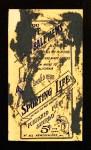 1910 M116 Sporting Life  Buster Brown  Back Thumbnail