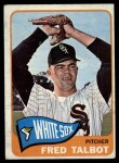 1965 Topps #58  Fred Talbot  Front Thumbnail