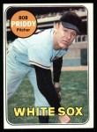 1969 Topps #248  Bob Priddy  Front Thumbnail
