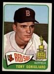 1965 Topps #55  Tony Conigliaro  Front Thumbnail