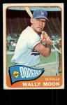 1965 Topps #247  Wally Moon  Front Thumbnail