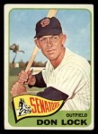 1965 Topps #445  Don Lock  Front Thumbnail