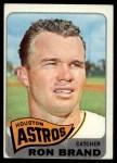 1965 Topps #212  Ron Brand  Front Thumbnail