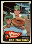 1965 Topps #239  Doc Edwards  Front Thumbnail
