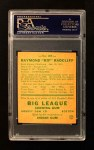 1938 Goudey Heads Up #285  Rip Radcliff  Back Thumbnail