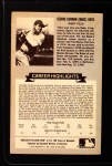 1972 Kellogg All Time Greats #14  Babe Ruth  Back Thumbnail