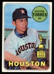 1969 Topps #526  Hector Torres  Front Thumbnail