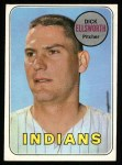 1969 Topps #605  Dick Ellsworth  Front Thumbnail