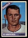 1966 Topps #102  Ed Kirkpatrick  Front Thumbnail