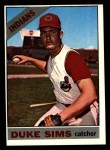 1966 Topps #169  Duke Sims  Front Thumbnail