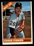 1966 Topps #85  Eddie Fisher  Front Thumbnail