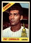 1966 Topps #137  Pat Corrales  Front Thumbnail