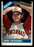 1966 Topps #12  John Tsitouris  Front Thumbnail