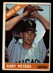1966 Topps #111  Gary Peters  Front Thumbnail