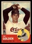 1963 Topps #297  Jim Golden  Front Thumbnail