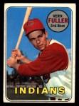 1969 Topps #291  Vern Fuller  Front Thumbnail