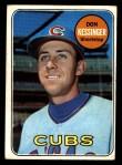 1969 Topps #225  Don Kessinger  Front Thumbnail