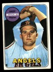 1969 Topps #296  Andy Messersmith  Front Thumbnail