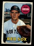 1969 Topps #89  Russ Gibson  Front Thumbnail