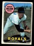 1969 Topps #279  Roger Nelson  Front Thumbnail