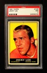 1961 Topps #148  Jacky Lee  Front Thumbnail