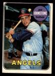 1969 Topps #59  Jay Johnstone  Front Thumbnail