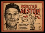 1969 Topps #24 ^xBRK^ Walter Alston  Back Thumbnail