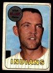 1969 Topps #118  Stan Williams  Front Thumbnail