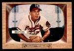 1955 Bowman #11  Billy Bruton  Front Thumbnail