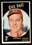1959 Topps #365  Gus Bell  Front Thumbnail