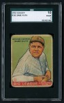1933 Goudey #181  Babe Ruth  Front Thumbnail