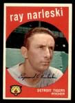 1959 Topps #442  Ray Narleski  Front Thumbnail
