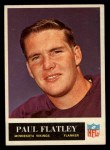1965 Philadelphia #106  Paul Flatley   Front Thumbnail