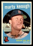 1959 Topps #303  Marty Keough  Front Thumbnail