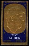 1965 Topps Embossed #71   Tony Kubek   Front Thumbnail
