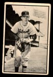 1953 Bowman B&W #18  Billy Hoeft  Front Thumbnail