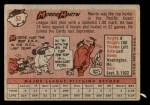 1958 Topps #53 WN Morrie Martin  Back Thumbnail