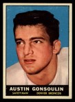 1961 Topps #192  Goose Gonsoulin  Front Thumbnail