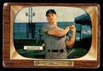 1955 Bowman #202  Mickey Mantle  Front Thumbnail