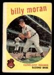 1959 Topps #196  Billy Moran  Front Thumbnail