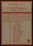 1965 Philadelphia #14   -  Don Shula Baltimore Colts Back Thumbnail