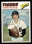 1977 Topps #311  Vern Ruhle  Front Thumbnail