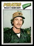 1977 Topps #167  Rich Hebner  Front Thumbnail
