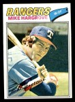 1977 Topps #275  Mike Hargrove  Front Thumbnail