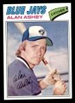 1977 Topps #564  Alan Ashby  Front Thumbnail