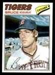 1977 Topps #554  Bruce Kimm  Front Thumbnail