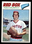 1977 Topps #396  Tom Murphy  Front Thumbnail