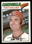 1977 Topps #652  Tom Walker  Front Thumbnail