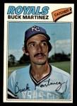 1977 Topps #46  Buck Martinez  Front Thumbnail
